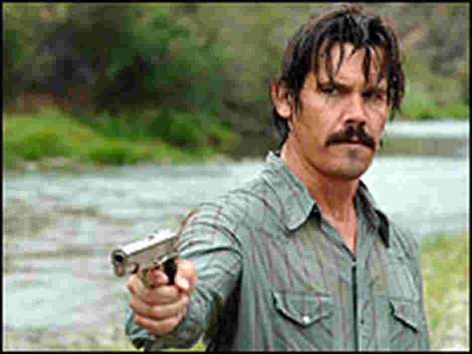 Josh Brolin as Llewellyn Moss in 'No Country for Old Men'