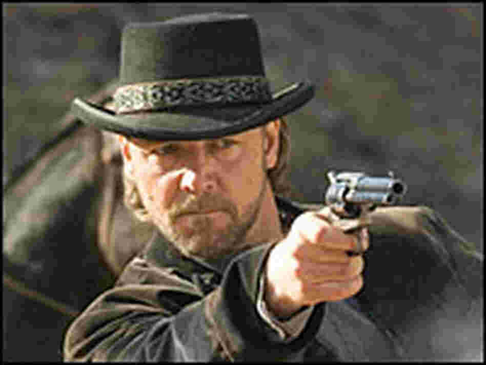 Russell Crowe in '3:10 to Yuma'