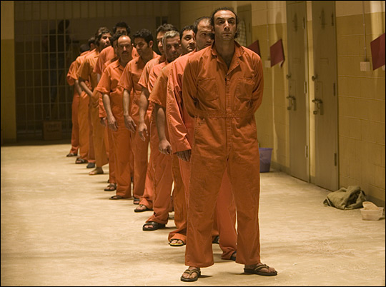 an analysis of the critique of the abu ghraib prison scandal While still teaching critical thinking skills, not forcing them to adapt our viewpoints,  which  have students analyze these current events—in this case, the abuse at  abu  tackle the recent history of abu ghraib, formerly the prison in iraq where.