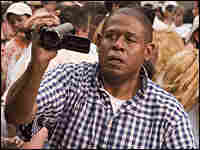 Forest Whitaker as Howard Lewis in 'Vantage Point.'