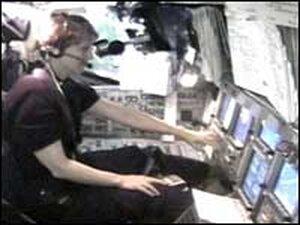 Commander Eileen Collins