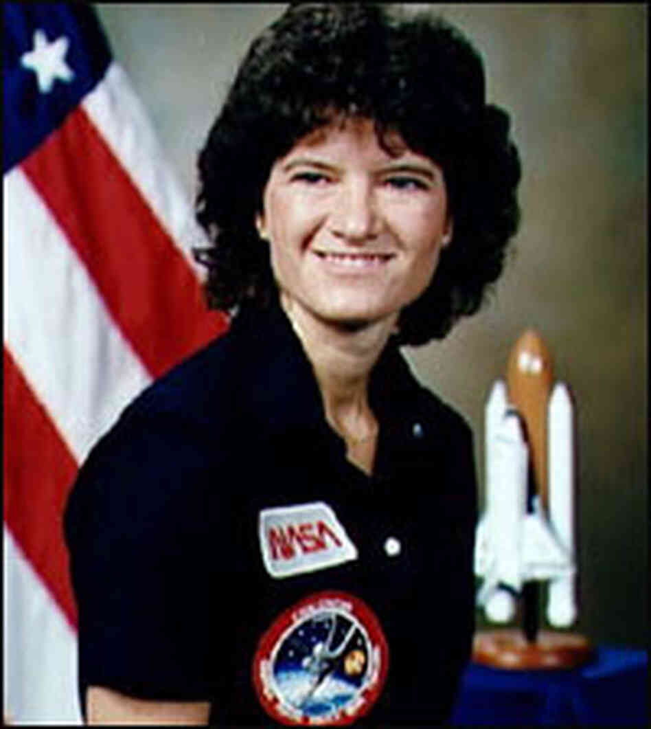 first american female astronaut in space - photo #16