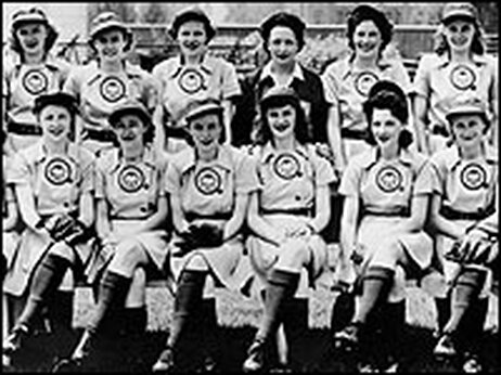 women in baseball She was a swimmer, olympic diver, baseball player, and fitness instructor the tall trophy was awarded in san francisco in 1915 for being america's most beautifully formed woman adam glickman.
