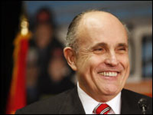 Rudy Giuliani. Credit: Getty Images.