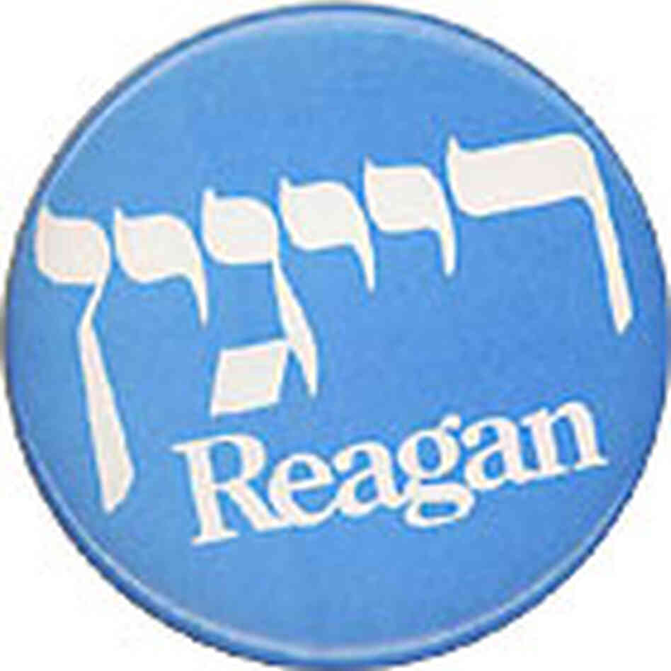 Reagan's 40 percent of the Jewish vote in 1980 is the best ever for the GOP.