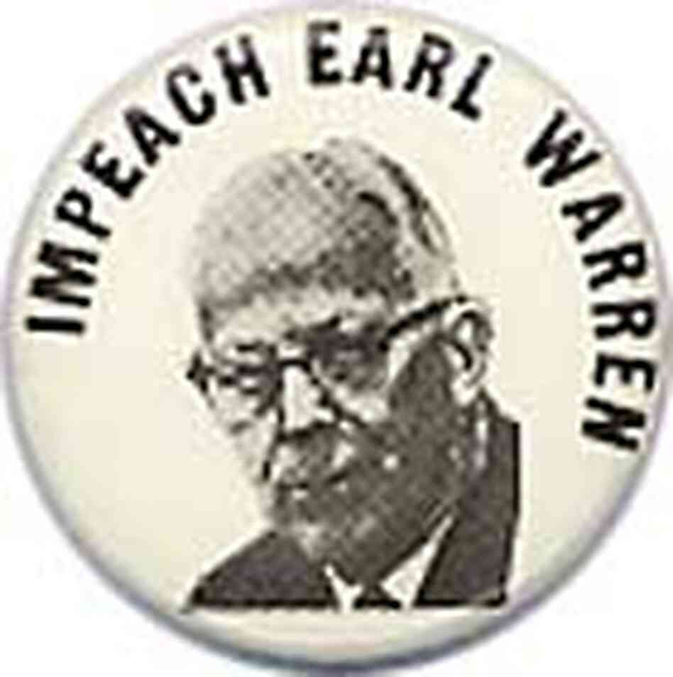 LBJ failed to get a successor to Warren confirmed in the election year of 1968.