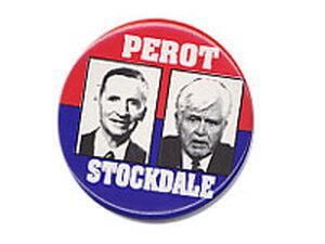 Perot's running mate in 1992.