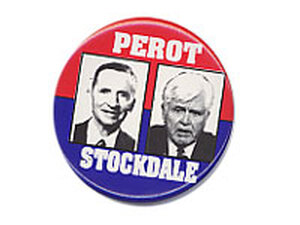 Perot's running mate in 1992.