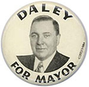 The senior Daley served as mayor of Chicago longer than anyone else.