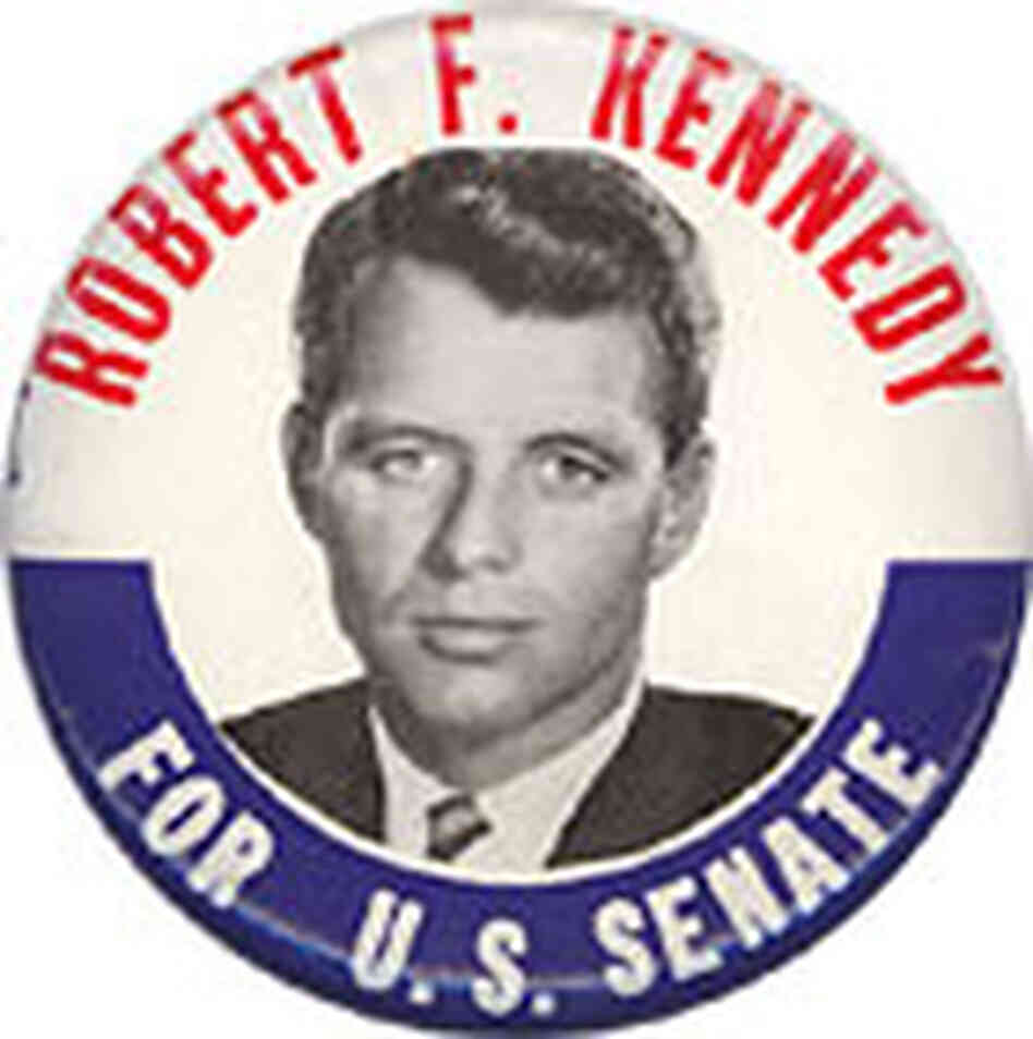 Robert F. Kennedy Button