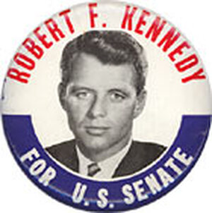 RFK is among those elected senators who failed to complete a full term.