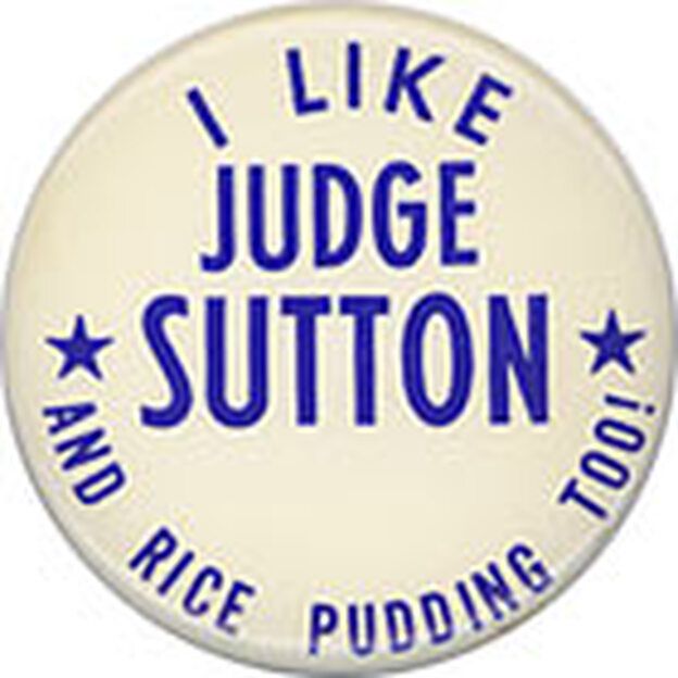 We know about the right to privacy.  But where is Judge Alito on the right to rice pudding?