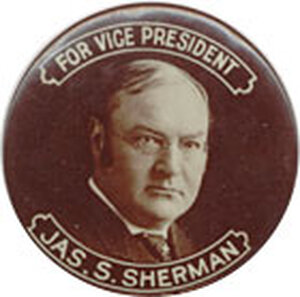 And the last vice president to die in office was James Sherman (R) in 1912.