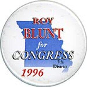 Roy Blunt button