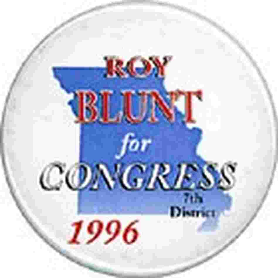 Roy Blunt button