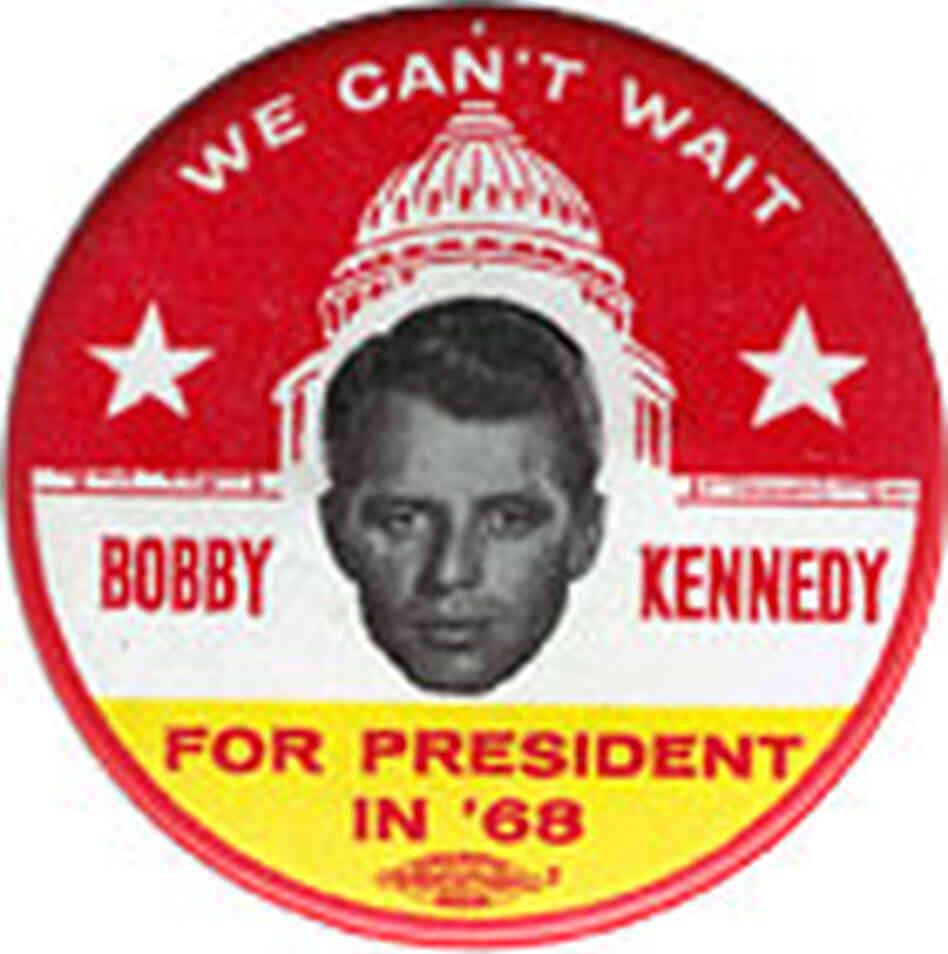 Thirty-eight years ago today, RFK dramatically enters the race for president.