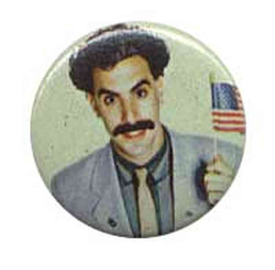 Fictional Journalist Borat