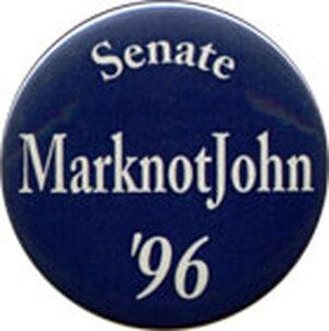 Mark Not John