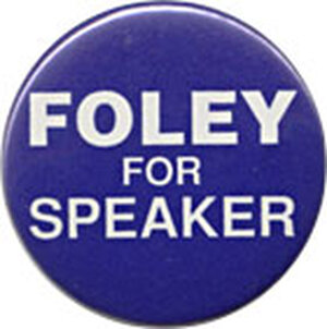 Foley for speaker button