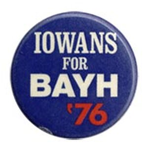 Birch Bayh button