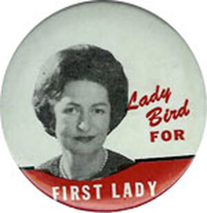 Claudia Alta Taylor Johnson fought for environmental protection and the beautification of America's highways.