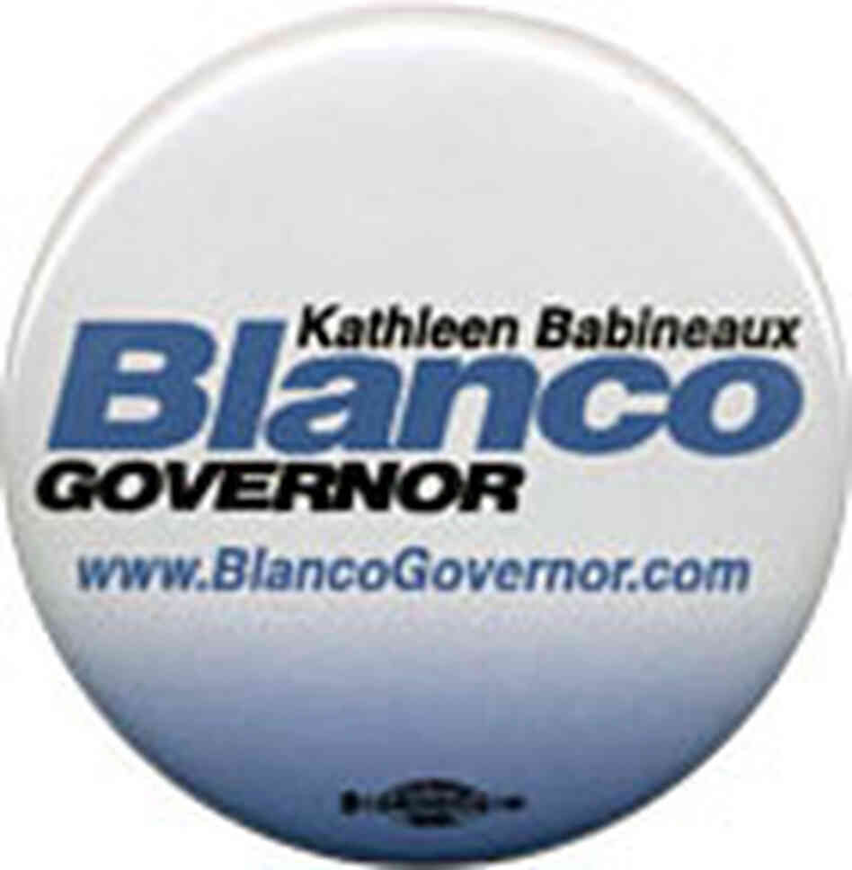 Kathleen Blanco Button