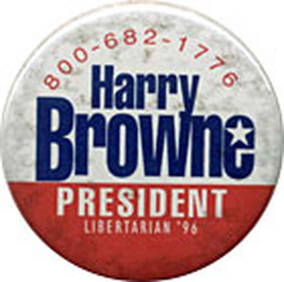 Harry Browne