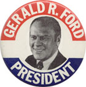 The nation's 38th president, he pardoned his predecessor and paid for it in the 1976 election.