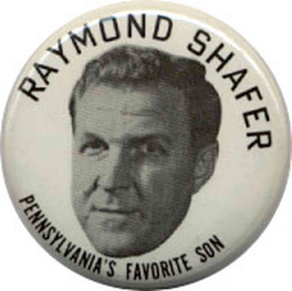 Raymond Shafer
