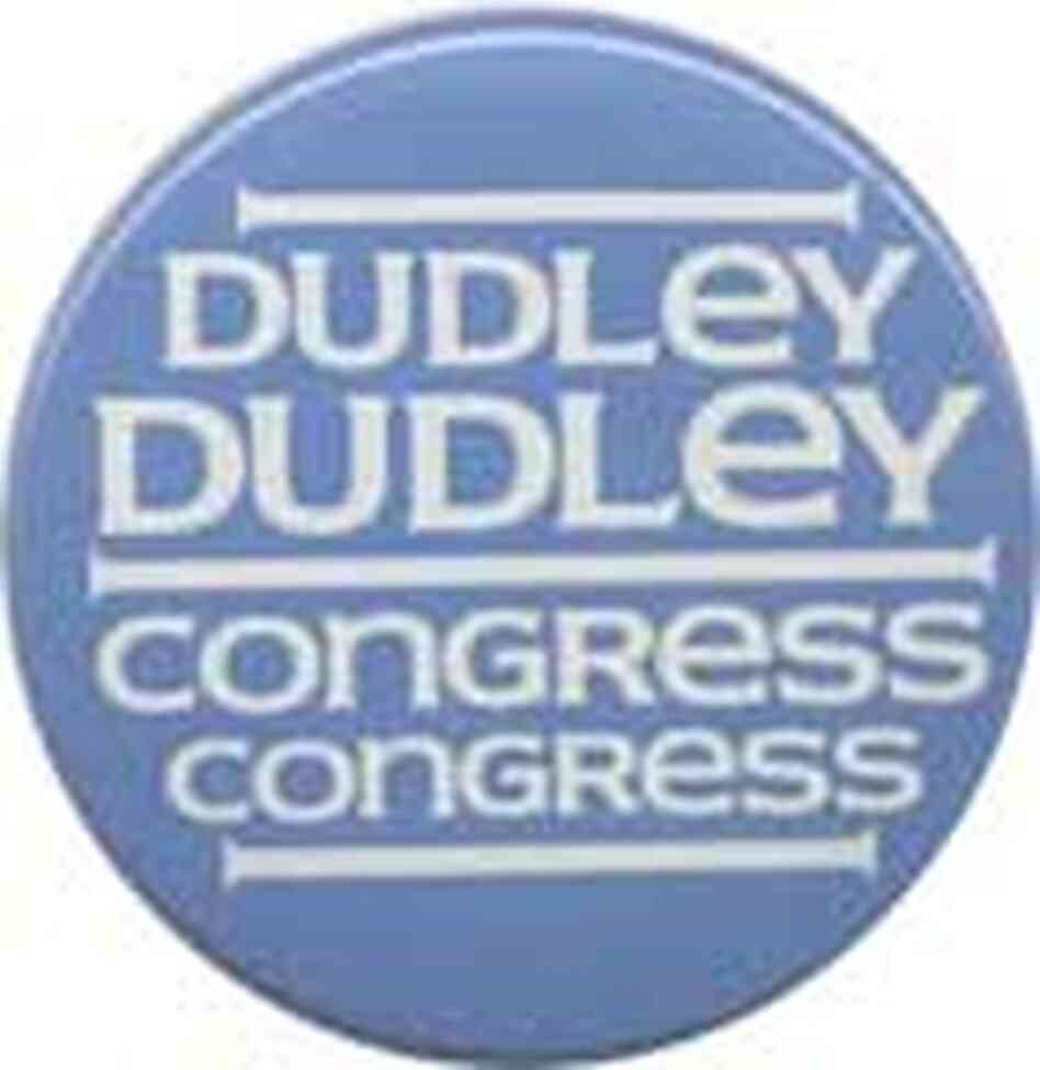 Dudley Dudley button
