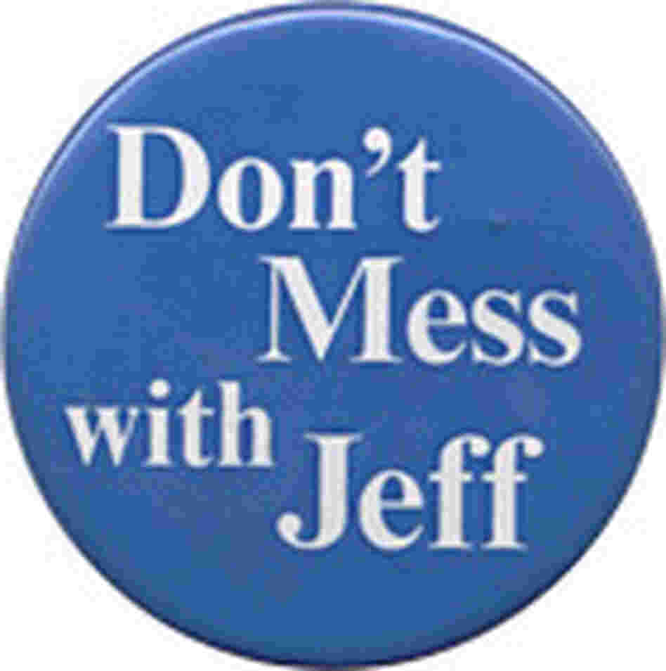 Bill Jefferson button