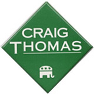 Craig Thomas button