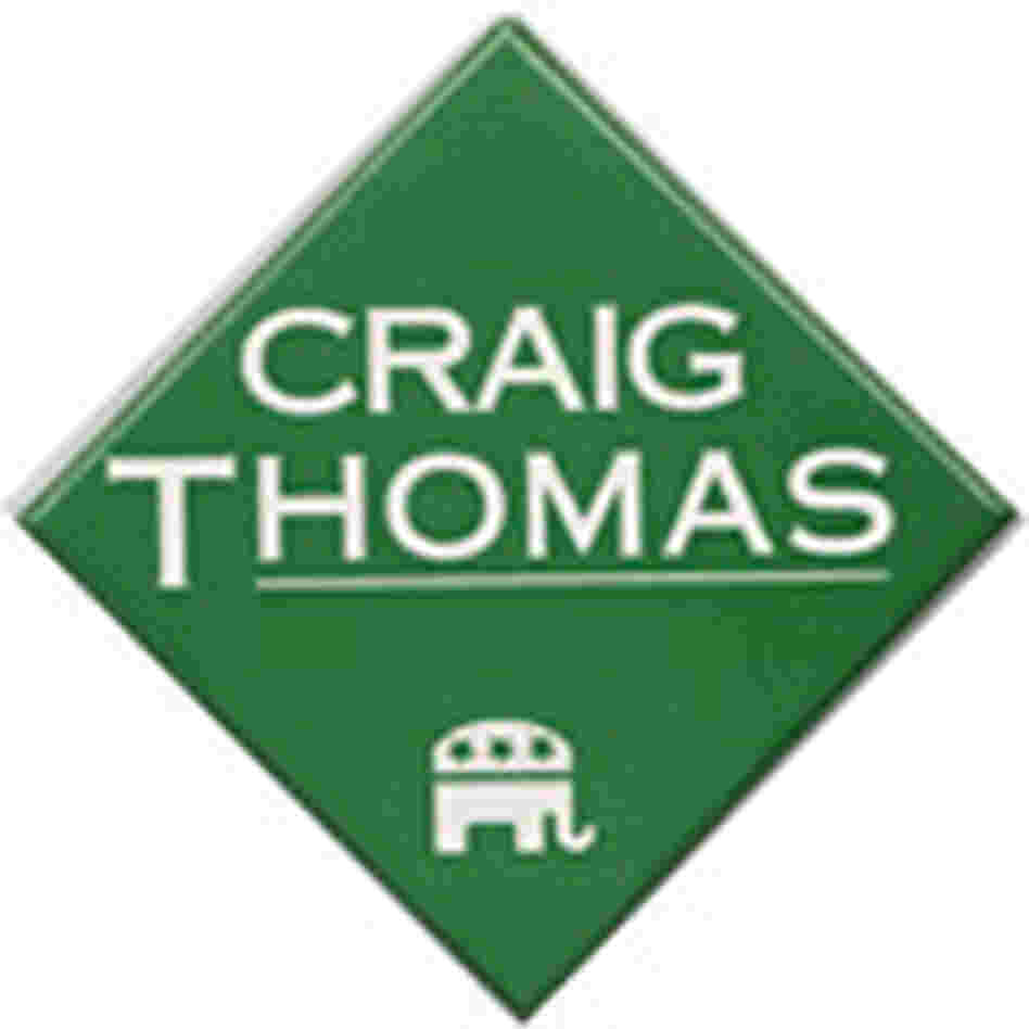 Craig Thomas button
