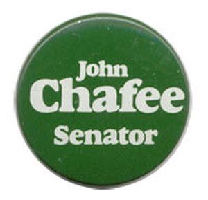 Chafee button