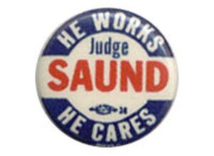 Saund button