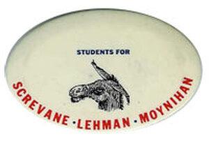 Screvane-Lehman-Moynihan button