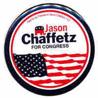 Republican Jason Chaffetz, 41, is an all but certain winner in Utah's 3rd Congressional District.
