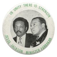 Jesse Jackson button