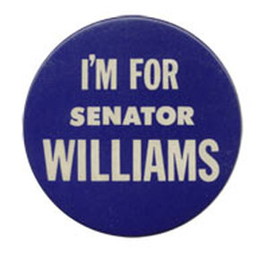 Williams button