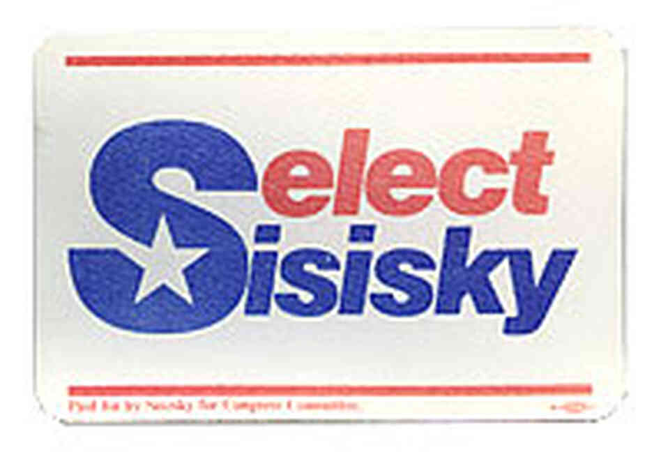 'Select Sisisky' button