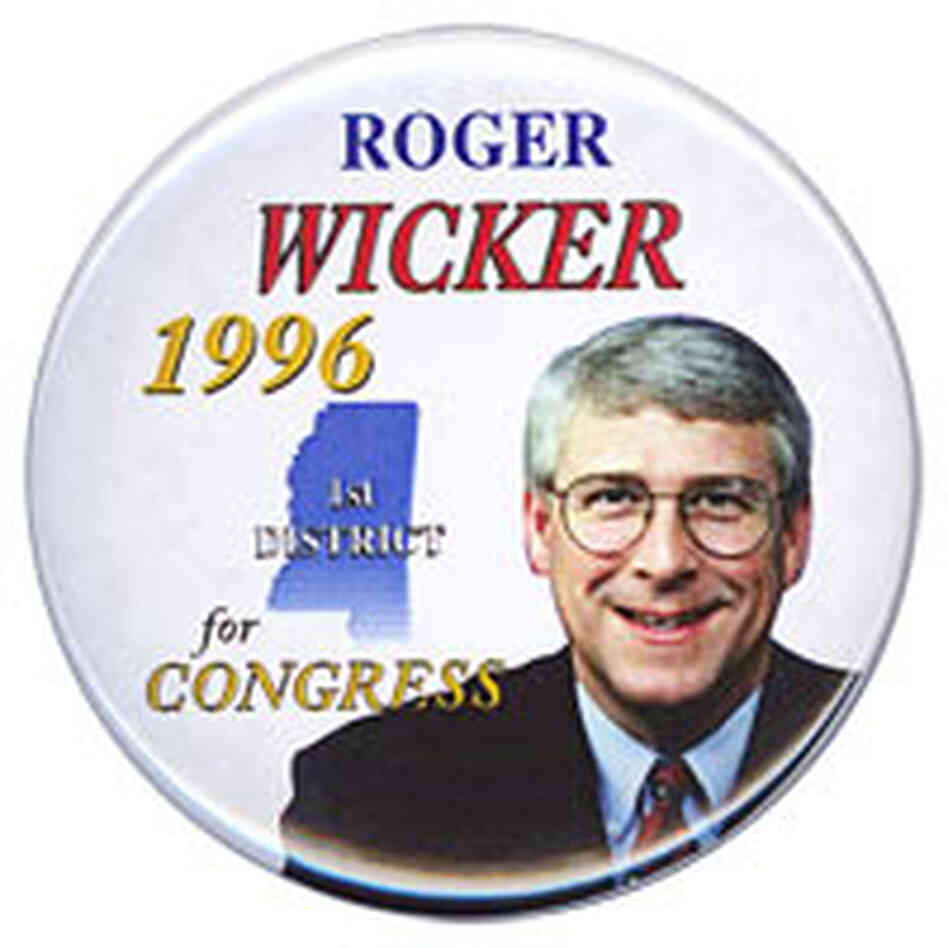 Roger Wicker button