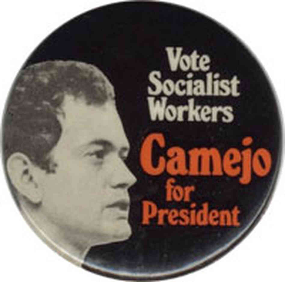 The Socialist Workers Party presidential nominee in 1976, he was Ralph Nader's running mate.
