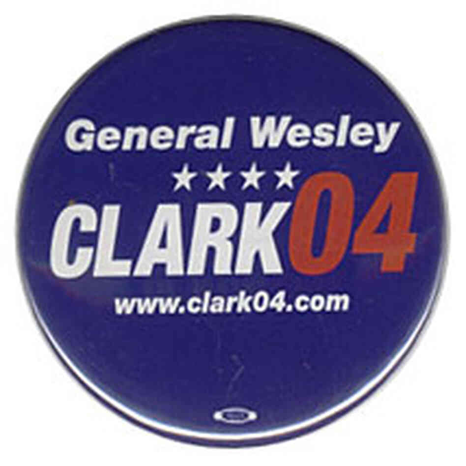 Wesley Clark declared his candidacy for president five years ago today.