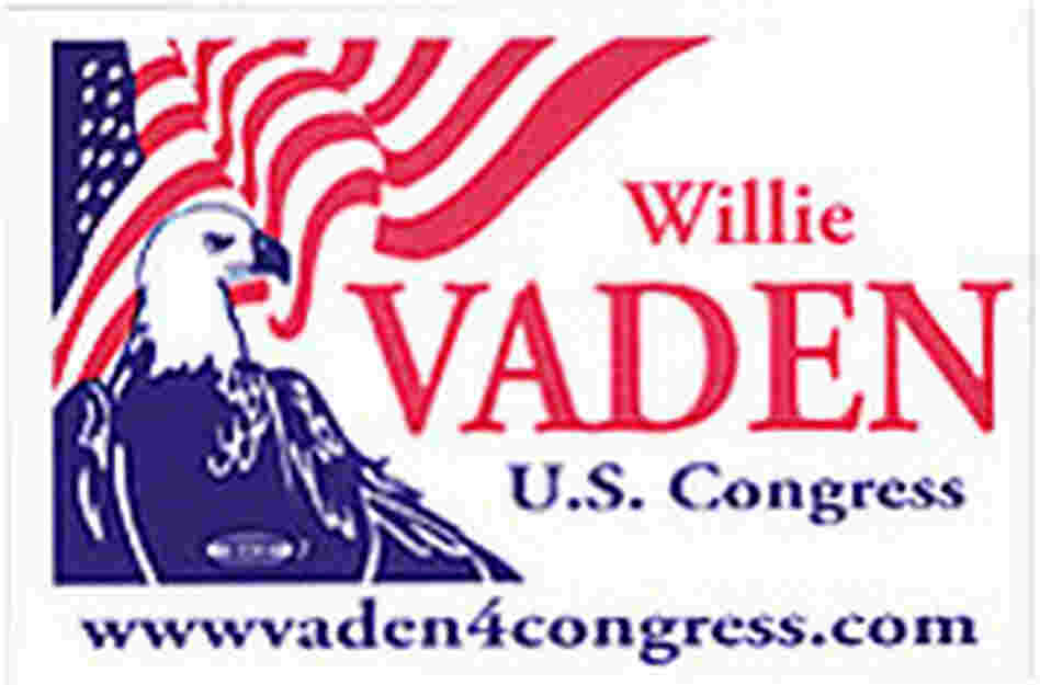 Vaden for Congress button