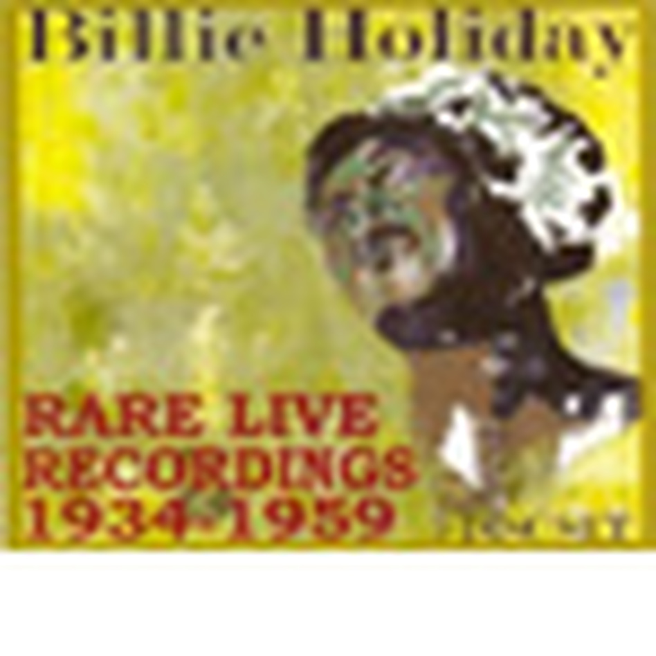 cover for billie holiday
