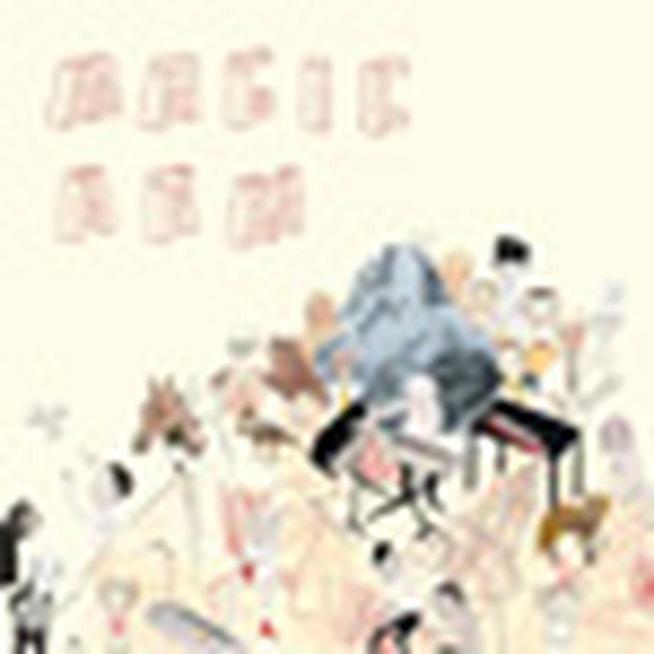 cover for magic arm