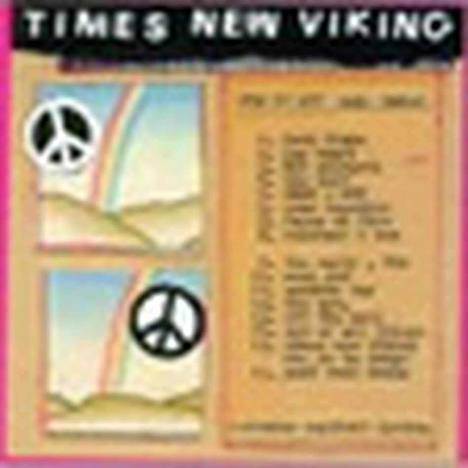 cover for times new viking