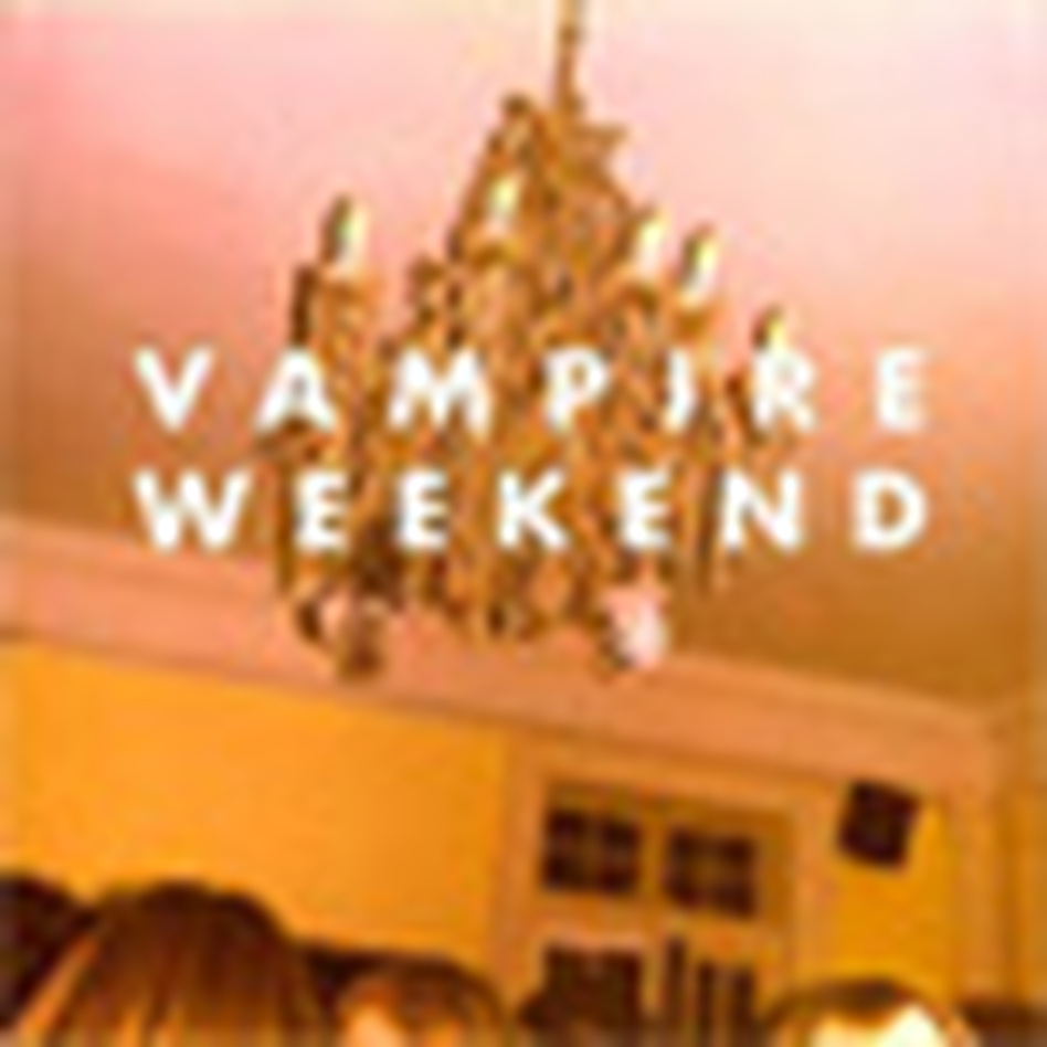 cover for vampire weekend