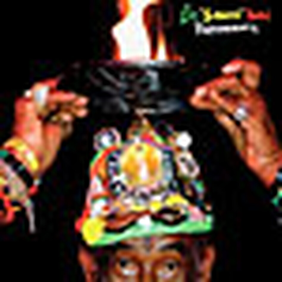Cover of Lee Scratch Perry's Repentance