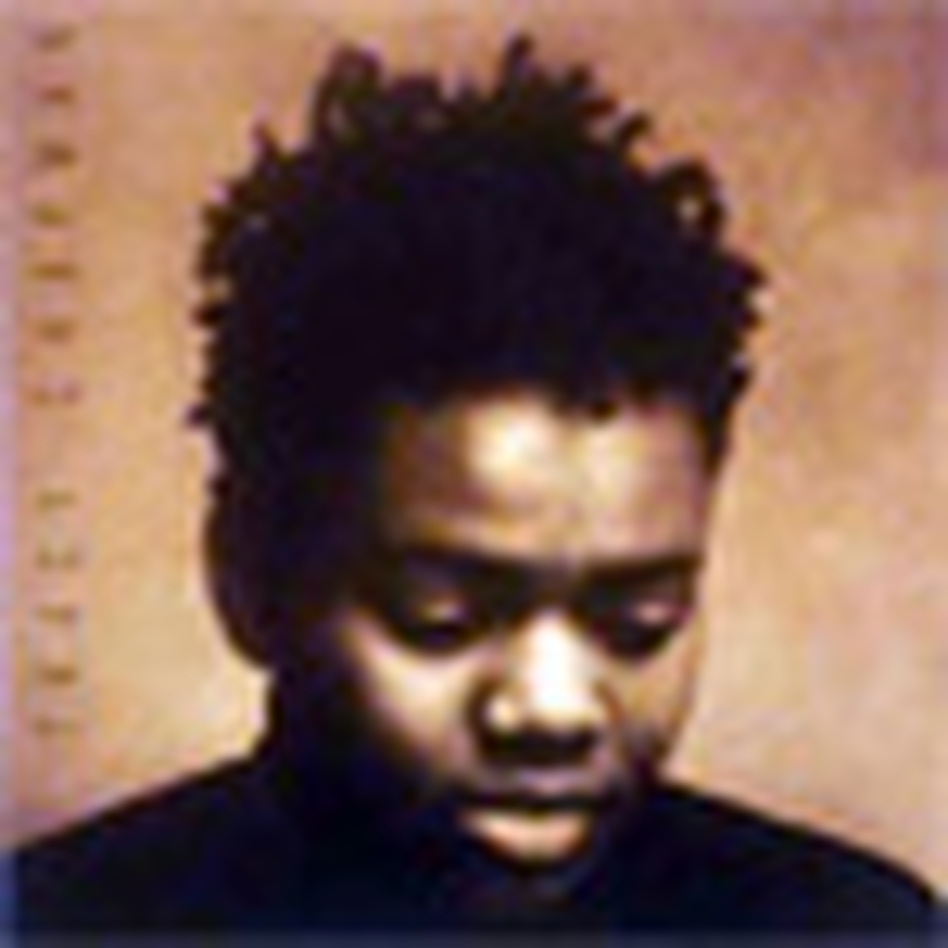 Cover for Tracy Chapman